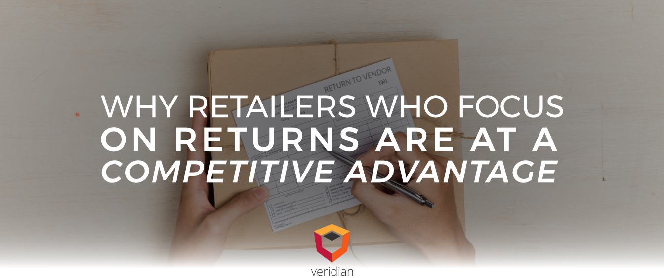 Complete the Omnichannel Picture: Why Retailers Who Focus on Returns Are at a Competitive Advantage
