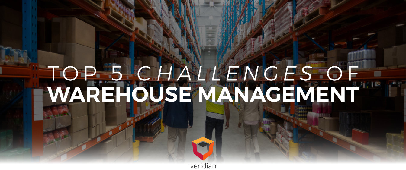The Top 5 Challenges of Warehouse Management