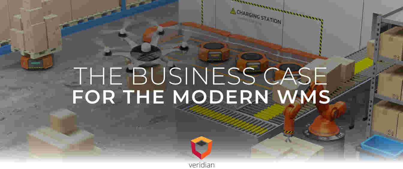 The Business Case For a Modern Warehouse Management System