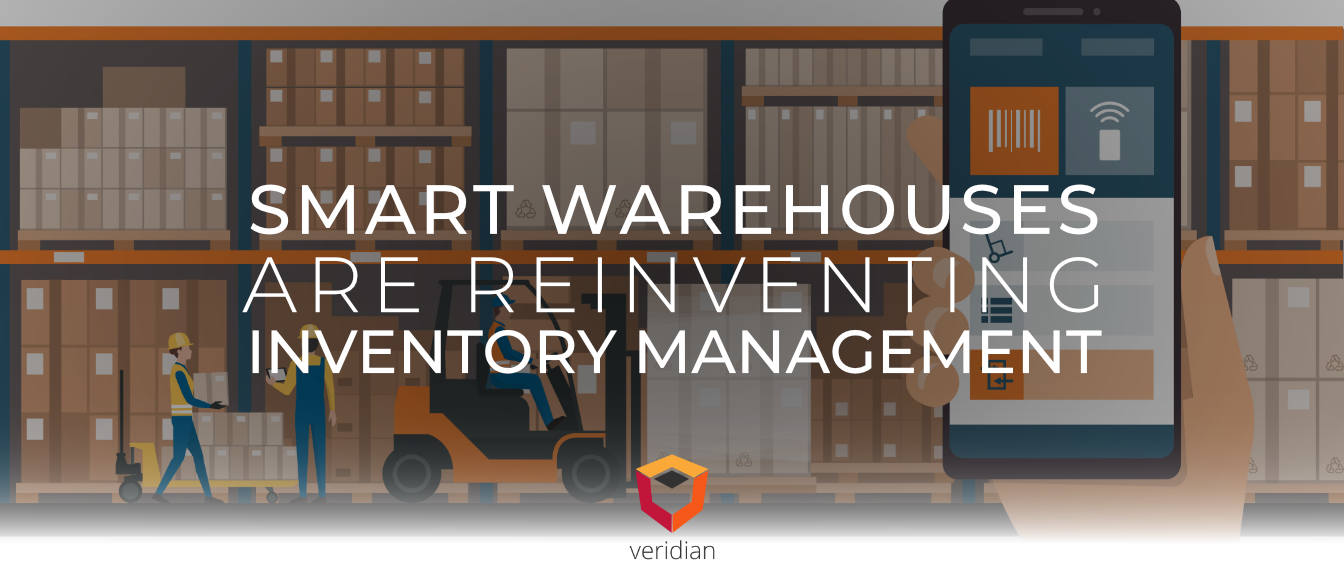 IoT Inspired Smart Warehouses Are Reinventing Inventory Management