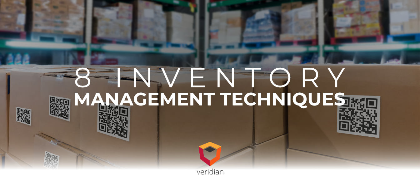 8 Inventory Management Techniques