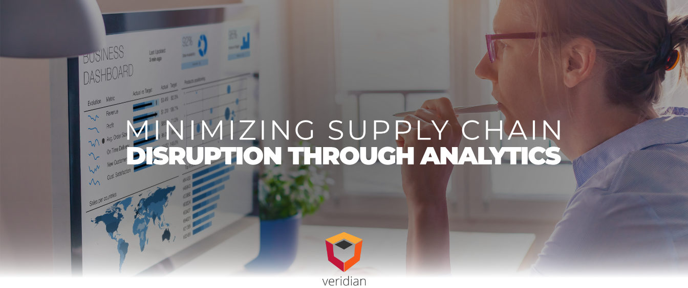 Minimizing Supply Chain Disruption Through Analytics: A Brief Guide