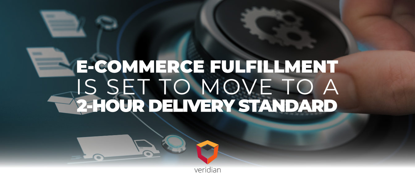Why E-commerce Fulfillment Is Set to Move to a 2-Hour Delivery Standard & What You Can Do About It