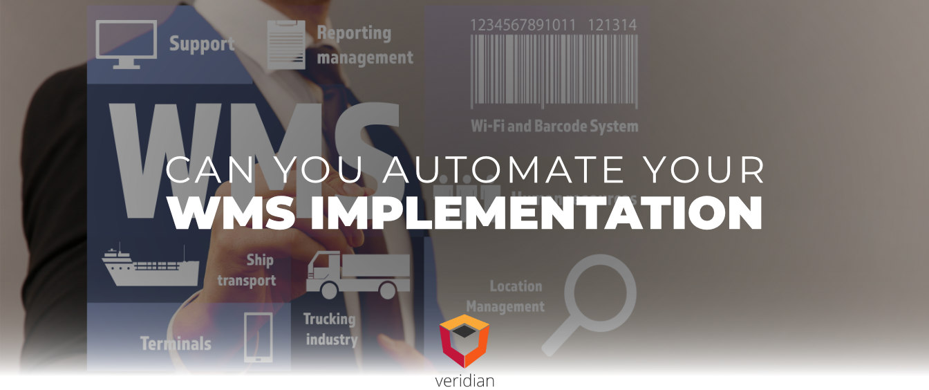 Can You AutoMate Your WMS Implementation?