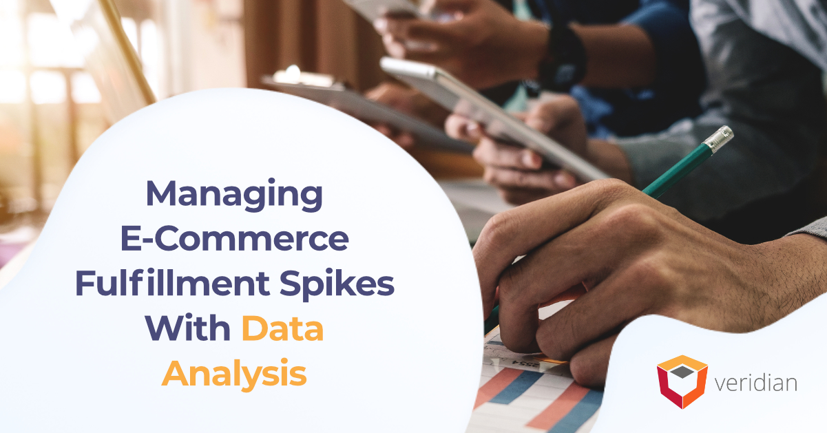 Managing E-Commerce Fulfillment Spikes With Data Analysis