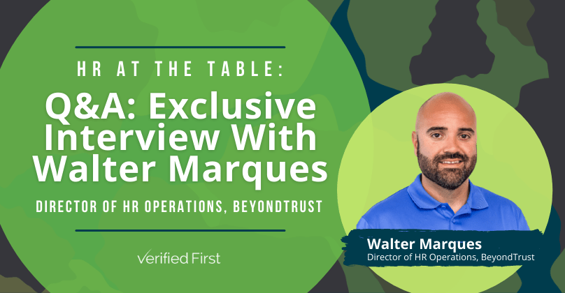Q&A: Exclusive Interview with Walter Marques