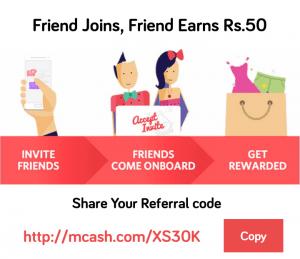 MCash App Loot