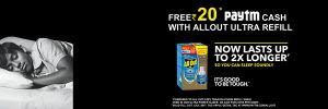 Paytm AllOut Ultra Refill Pack