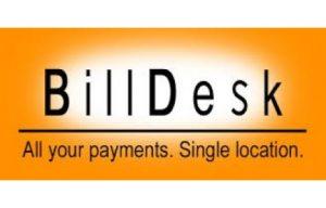 BillDesk Payment Offer