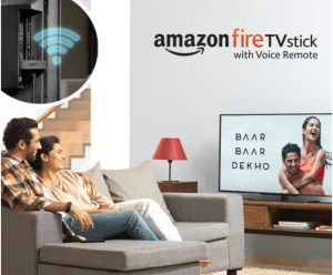 Buy Amazon Fire TV Stick with Voice Remote | Streaming Media Player