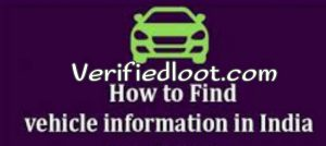 Find Vehicle Owner Information