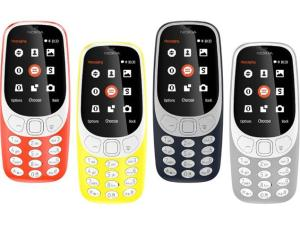 Nokia 3310 Officially Launched : Buy From Offline Stores at Rs.3310