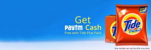 Paytm TidePlus Offer