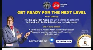 Jio kbc play along winnings