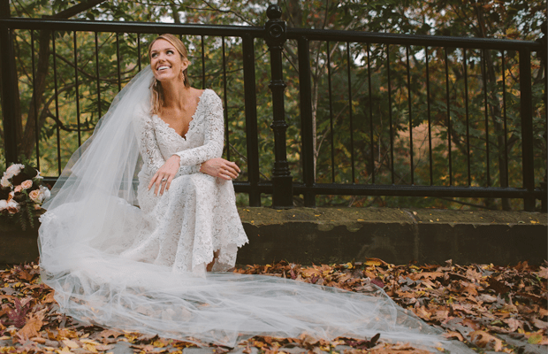 Why The 'Perfect' Wedding Dress Is A Myth