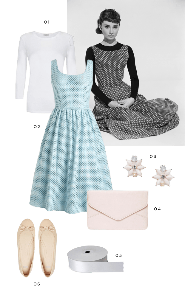 Audrey HepburnInspired Outfits For The Modern Woman Verily