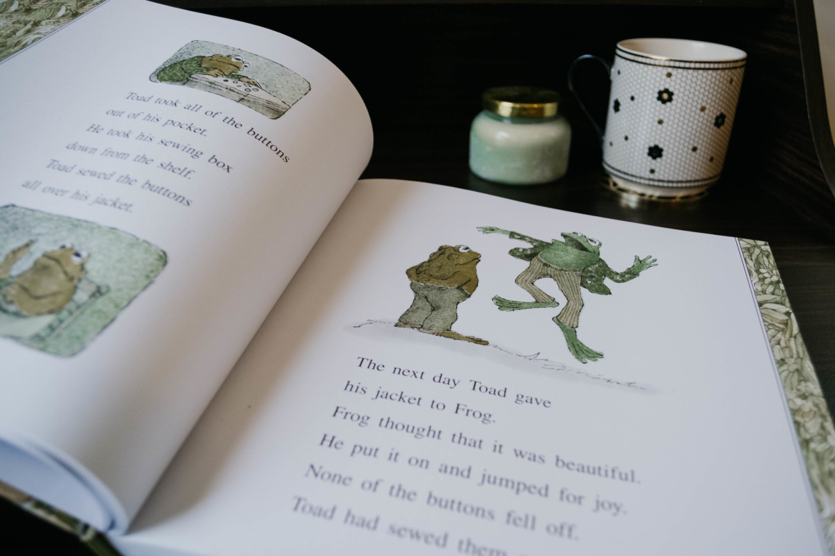 Lessons In Friendship From Frog And Toad