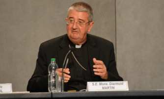 archbishop of dublin, who rejected Maria Divine Mercy and the Book of Truth