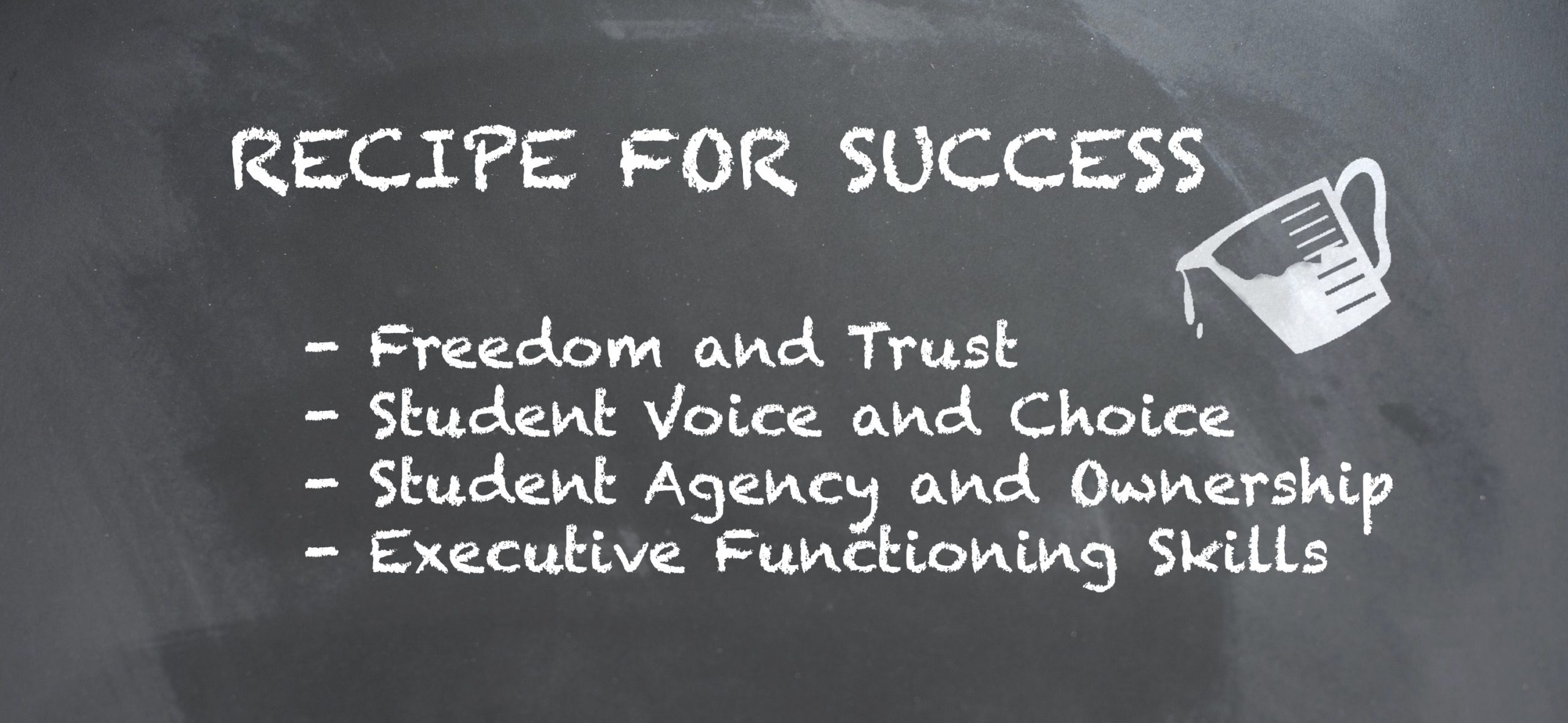 Recipe for Student Success