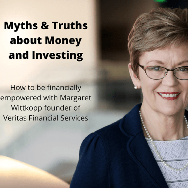 Myths and Truths About Money and Investing, a Podcast with Margaret Wittkopp
