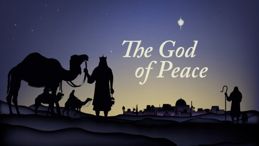 Advent: Peace is Not Only for Christmastime