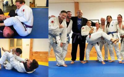 The art of Brazilian Jiu Jitsu and its benefits