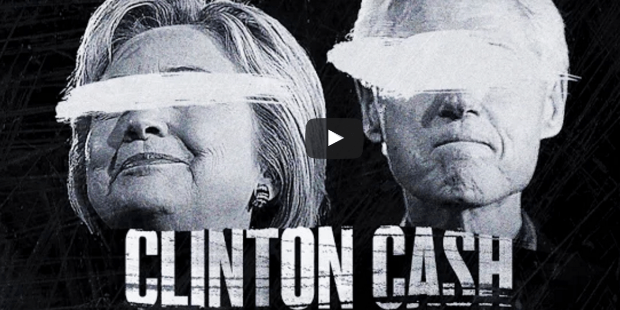 Watch Clinton Cash Here!