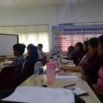 Sembilan Anggota Komunitas Veritas Ikut Workshop Penulisan Proposal PKM