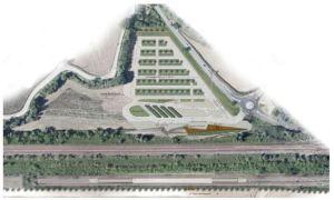 Planimetria Fermata San Luigi – Orbassano