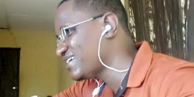 Mamadou Alpha Barry, professeur de français au lycée
