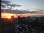 First Marble Arch Tower Sunset
