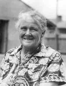 Hope Verity Fitzhardinge, 1972; photo supplied by Geoff Fitzhardinge, courtesy of The Land/Fairfax Media