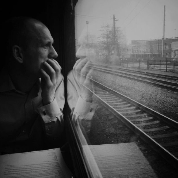 Traveling-By-Train