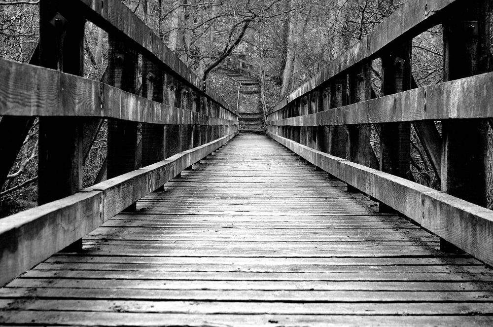 The Bridge I Must Walk Across (David Adès)