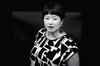 image: portrait of Eileen Chong