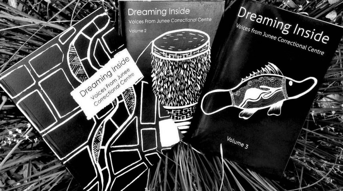 DREAMING INSIDE: Phillip Hall Reviews VOICES FROM JUNEE CORRECTIONAL CENTRE VOLUME 5