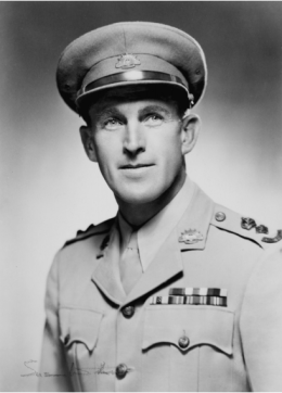 Brigadier Hugh Norman DSO MC