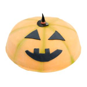 Halloween Pompoen Taart