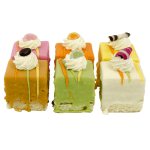 Luxe Cake Petit Four