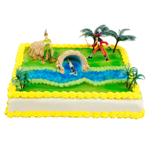 Peter Pan & Kapitein Haak