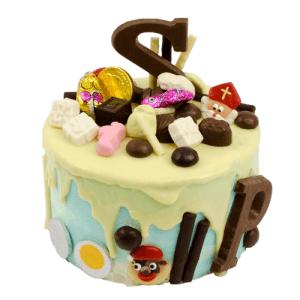 Sint Nicolaas Layer Cake Royaal