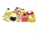 Gesorteerde gebakjes