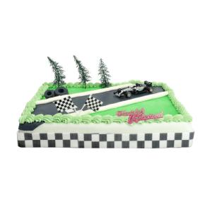 Formule 1 Mercedes Taart