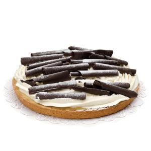 Chocolade Rijste vlaai