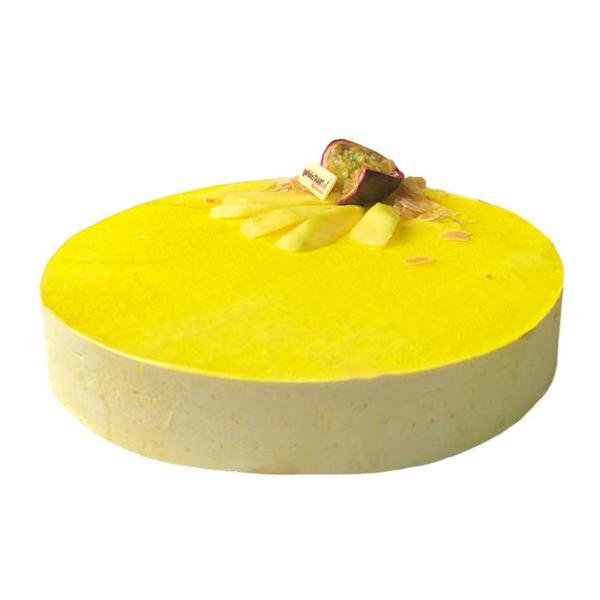 Mango Bavarois Taart