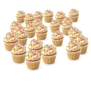 Mini Vanille Cupcakes