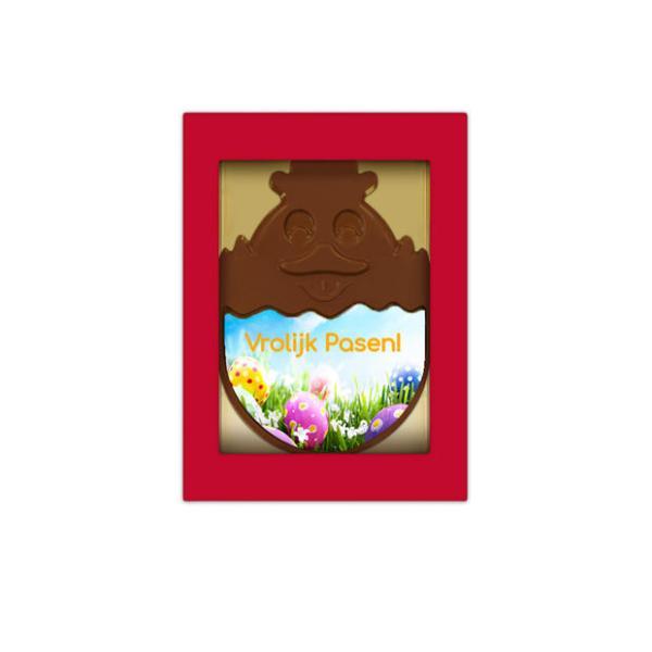 Paaskuiken chocolade foto