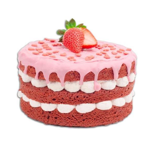 Strawberry Layer Cake