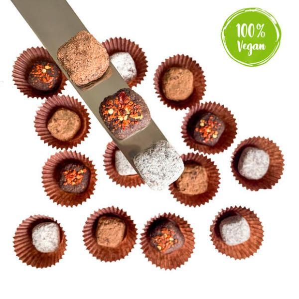 Chocolade Truffels 6-stuks