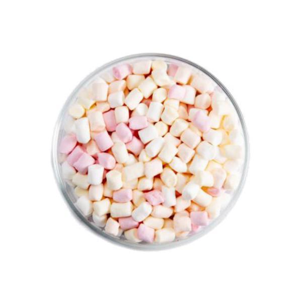Mini marshmallow decoratie